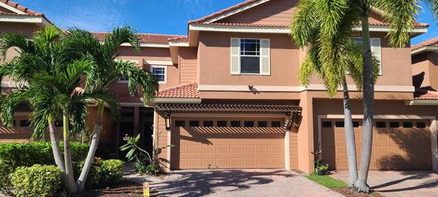 1390 Isabella Drive #104, Melbourne, FL 32935 (MLS #891046) :: Coldwell Banker Realty