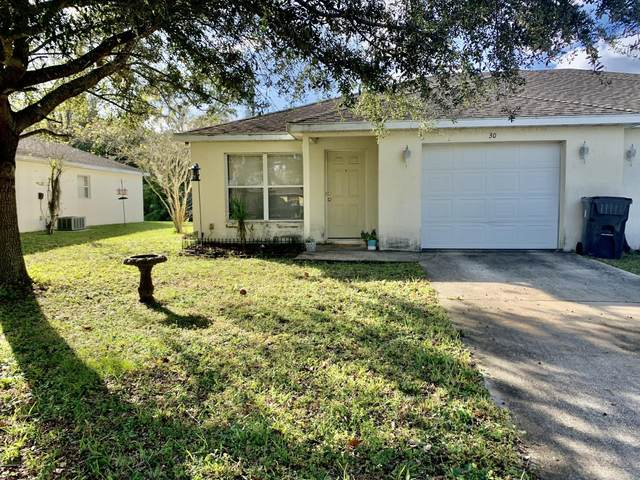 30 W Towne Place W, Titusville, FL 32796 (MLS #891057) :: Blue Marlin Real Estate