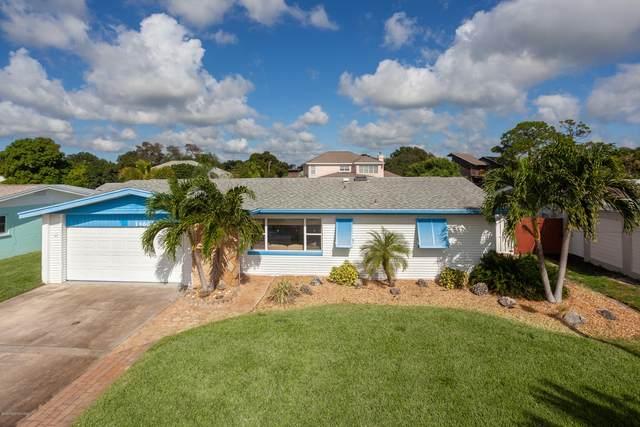 1460 Hannah Drive, Merritt Island, FL 32952 (MLS #891062) :: Blue Marlin Real Estate