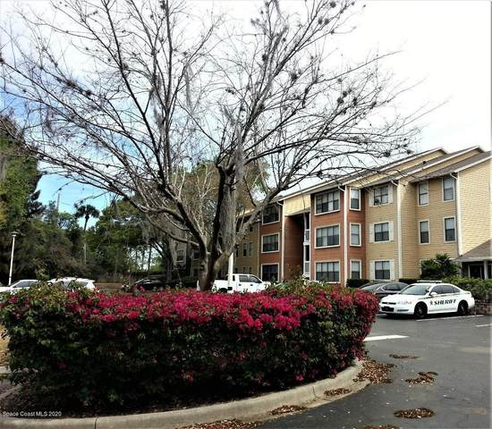 225 S Tropical Trl #110, Merritt Island, FL 32952 (MLS #891074) :: Engel & Voelkers Melbourne Central