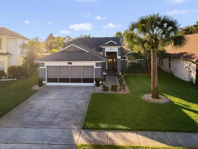 2908 Pebble Creek Street, Melbourne, FL 32935 (MLS #891075) :: Coldwell Banker Realty