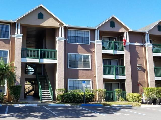 7667 N Wickham Road #418, Melbourne, FL 32940 (MLS #891079) :: Coldwell Banker Realty