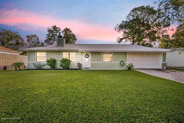6625 Fuller Avenue, Cocoa, FL 32927 (MLS #891081) :: Engel & Voelkers Melbourne Central