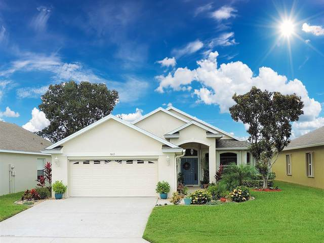 709 Brockton Way, West Melbourne, FL 32904 (MLS #891099) :: Coldwell Banker Realty