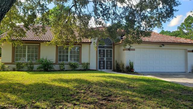 220 Winfall Avenue SW, Palm Bay, FL 32908 (MLS #891104) :: Coldwell Banker Realty