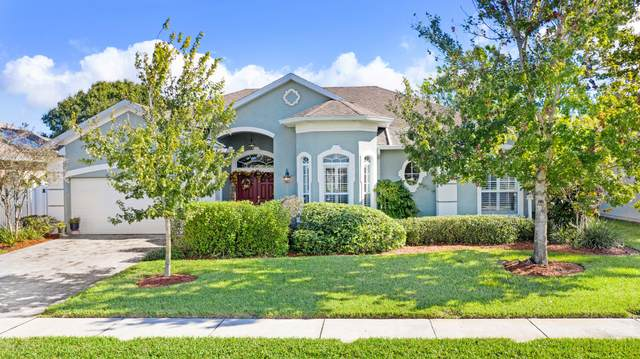 1241 Tamango Drive, West Melbourne, FL 32904 (MLS #891105) :: Coldwell Banker Realty