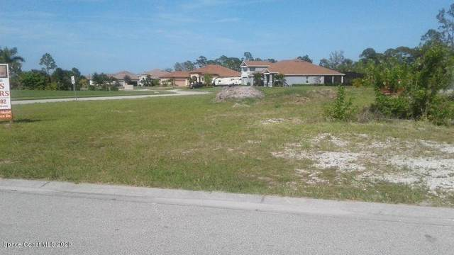 4667 Preservation Circle, Melbourne, FL 32934 (MLS #891109) :: Engel & Voelkers Melbourne Central
