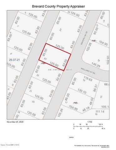 2030 SE Waverly Avenue SE Unit 18, Palm Bay, FL 32909 (MLS #891111) :: Coldwell Banker Realty