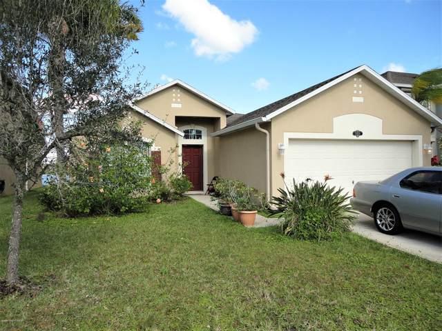 3254 Burdock Avenue, West Melbourne, FL 32904 (MLS #891113) :: Coldwell Banker Realty