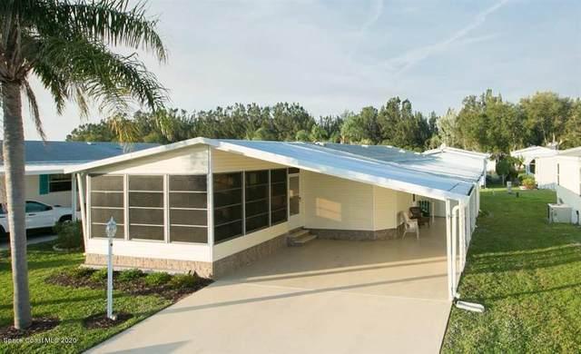 416 Loquat Drive, Barefoot Bay, FL 32976 (MLS #891123) :: Armel Real Estate