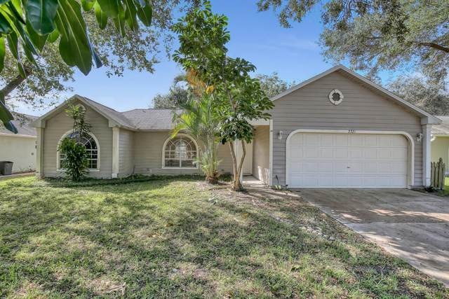 2321 Royal Poinciana Boulevard, Melbourne, FL 32935 (MLS #891126) :: Premium Properties Real Estate Services