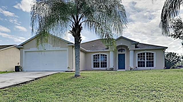 740 Boc Circle NW, Palm Bay, FL 32907 (MLS #891127) :: Coldwell Banker Realty