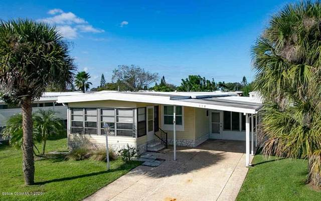 938 Wren Circle, Barefoot Bay, FL 32976 (MLS #891129) :: Armel Real Estate