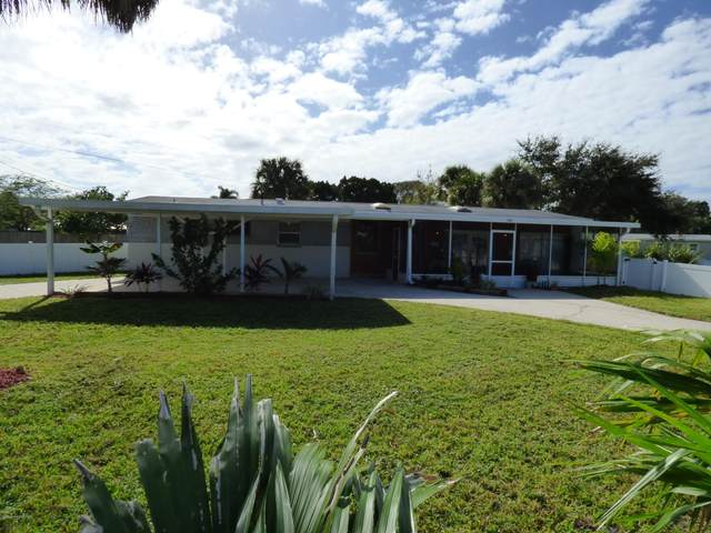 525 Kennwood Avenue, Merritt Island, FL 32952 (MLS #891133) :: Blue Marlin Real Estate