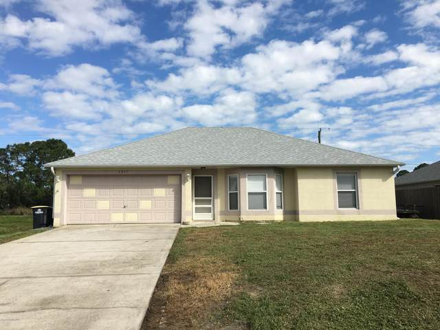 2847 SE Derby Avenue SE, Palm Bay, FL 32909 (MLS #891148) :: Armel Real Estate