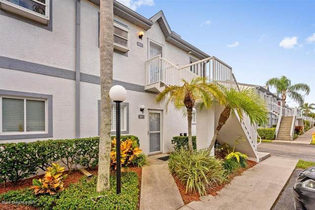 403 Ocean Park Lane, Cape Canaveral, FL 32920 (MLS #891152) :: Engel & Voelkers Melbourne Central