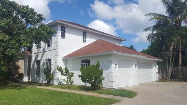 146 Hidden Cove Drive, Melbourne Beach, FL 32951 (MLS #891158) :: Engel & Voelkers Melbourne Central