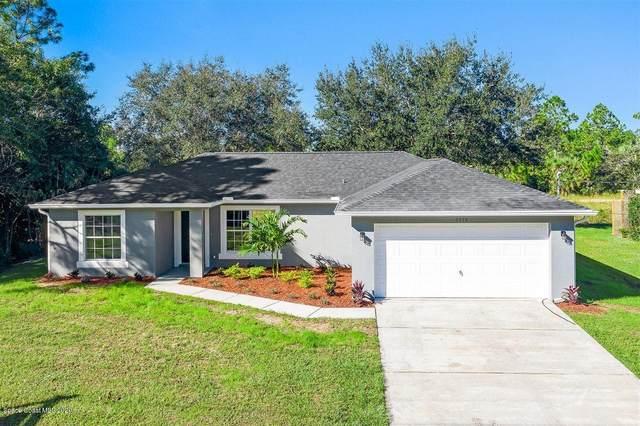 2998 Dagget Avenue SE, Palm Bay, FL 32909 (MLS #891164) :: Coldwell Banker Realty