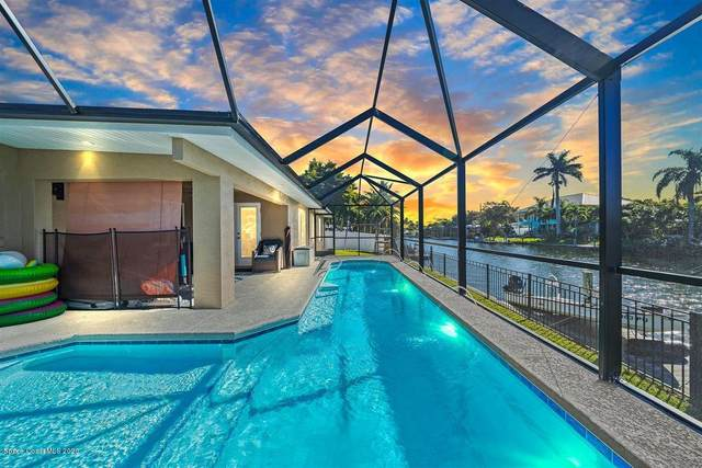422 Skylark Boulevard, Satellite Beach, FL 32937 (MLS #891166) :: Coldwell Banker Realty