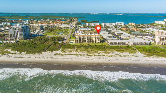 3060 N Atlantic Avenue #701, Cocoa Beach, FL 32931 (MLS #891169) :: Engel & Voelkers Melbourne Central