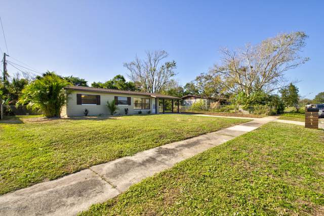 1051 Jersey Street, Cocoa, FL 32927 (MLS #891174) :: Blue Marlin Real Estate