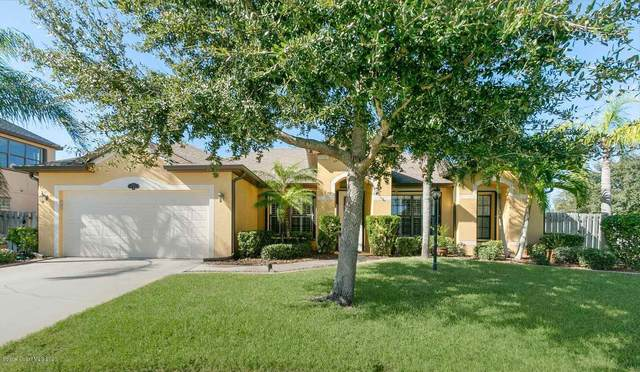 216 Becky Court, Merritt Island, FL 32952 (MLS #891202) :: Premium Properties Real Estate Services