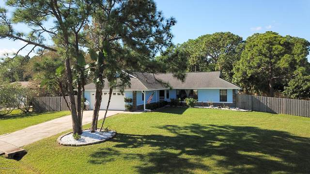 1298 Lamplighter Drive NW, Palm Bay, FL 32907 (MLS #891205) :: Coldwell Banker Realty