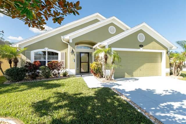 954 Stone Mountain Court, Melbourne, FL 32934 (MLS #891211) :: Premium Properties Real Estate Services