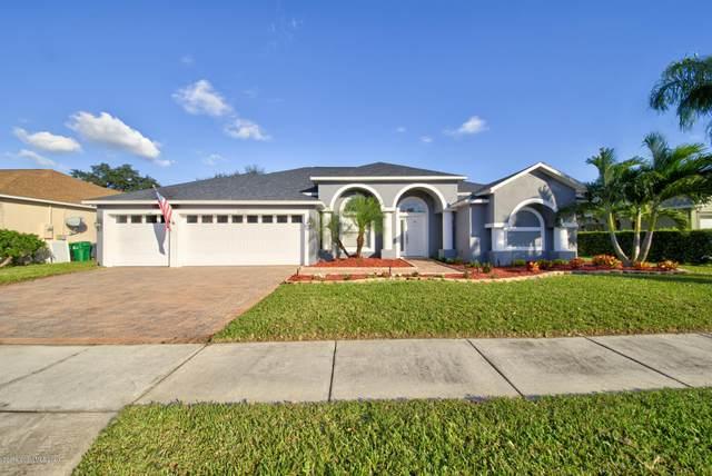 3759 Sunward Drive, Merritt Island, FL 32953 (MLS #891213) :: Premium Properties Real Estate Services