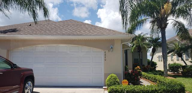 4840 Bren Court, Rockledge, FL 32955 (MLS #891219) :: Engel & Voelkers Melbourne Central