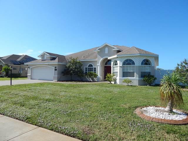 7208 Preserve Pointe Drive, Merritt Island, FL 32953 (MLS #891226) :: Premium Properties Real Estate Services