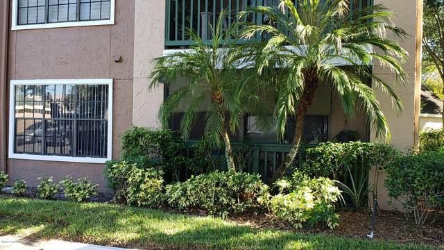 7667 N Wickham Road #607, Melbourne, FL 32940 (MLS #891235) :: Coldwell Banker Realty