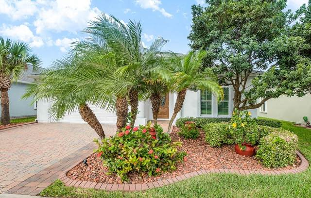 3544 Gurrero Drive, Melbourne, FL 32940 (MLS #891255) :: Premium Properties Real Estate Services