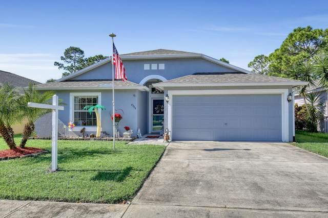 4364 Kenneth Court, Titusville, FL 32780 (MLS #891256) :: Premium Properties Real Estate Services