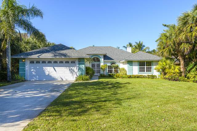 6880 Angeles Road, Melbourne Beach, FL 32951 (MLS #891266) :: Coldwell Banker Realty