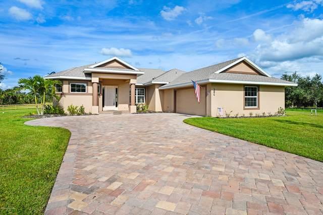 284 Cavalier Street, Palm Bay, FL 32909 (MLS #891331) :: Premier Home Experts