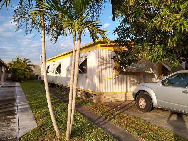 2399 Ersoff Boulevard NE, Palm Bay, FL 32905 (MLS #891348) :: Engel & Voelkers Melbourne Central