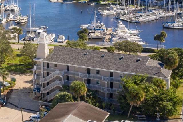 1209 E New Haven Avenue #105, Melbourne, FL 32901 (MLS #891366) :: Coldwell Banker Realty