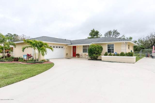 2567 Wright Avenue, Melbourne, FL 32935 (MLS #891370) :: Coldwell Banker Realty