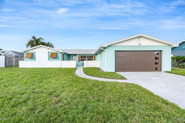 144 Via De La Reina #144, Merritt Island, FL 32953 (MLS #891414) :: Engel & Voelkers Melbourne Central