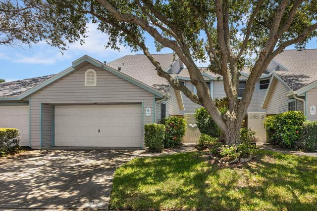 808 Tradewinds Drive #808, Indian Harbour Beach, FL 32937 (MLS #891415) :: Engel & Voelkers Melbourne Central