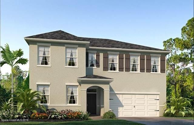 4606 Broomsedge Circle, West Melbourne, FL 32904 (MLS #891453) :: Engel & Voelkers Melbourne Central