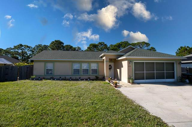 490 Tillman Avenue SW, Palm Bay, FL 32908 (MLS #891454) :: Coldwell Banker Realty