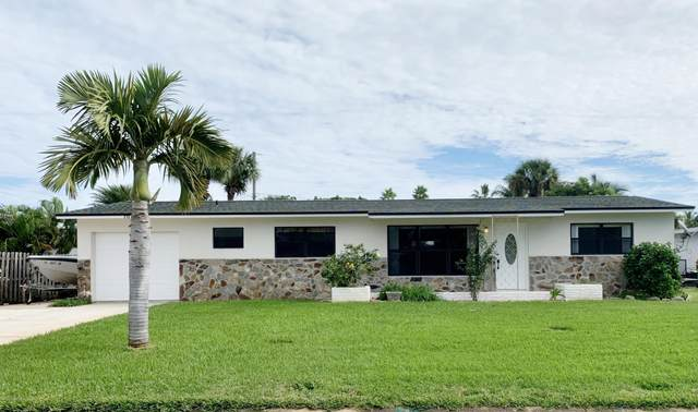 70 Navaho Circle, Indian Harbour Beach, FL 32937 (MLS #891466) :: Engel & Voelkers Melbourne Central