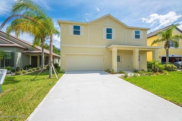 544 Dryden Circle, Cocoa, FL 32926 (MLS #891484) :: Premium Properties Real Estate Services