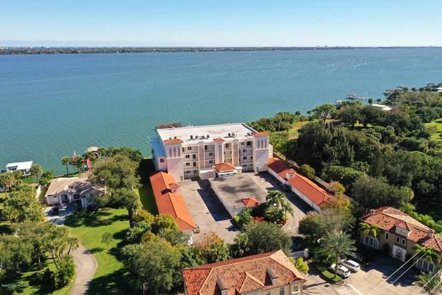 4007 N Harbor City Boulevard #404, Melbourne, FL 32935 (MLS #891490) :: Engel & Voelkers Melbourne Central