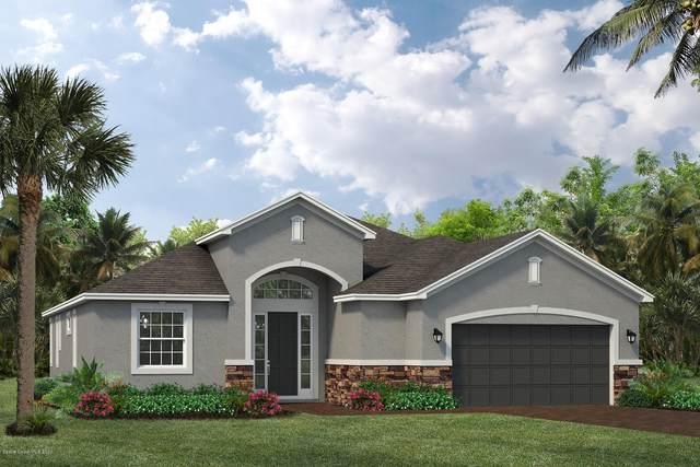 7736 Millbrook Avenue, Melbourne, FL 32940 (MLS #891492) :: Blue Marlin Real Estate