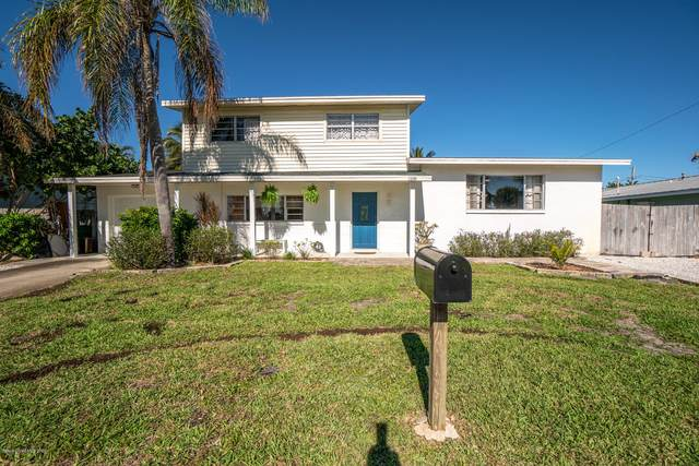 1108 Cheyenne Drive, Indian Harbour Beach, FL 32937 (MLS #891501) :: Engel & Voelkers Melbourne Central