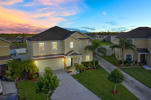 157 Wishing Well Circle SW, Palm Bay, FL 32908 (MLS #891503) :: Engel & Voelkers Melbourne Central