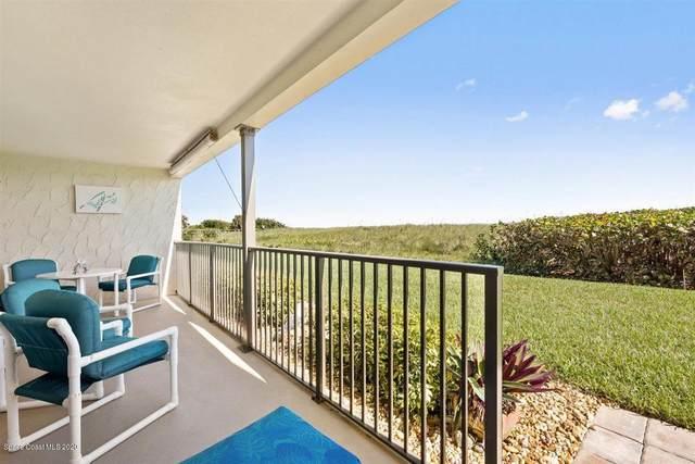 4100 Ocean Beach Boulevard #109, Cocoa Beach, FL 32931 (MLS #891505) :: Engel & Voelkers Melbourne Central